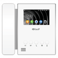 Комплект BAS-IP AU-04L WHITE + SP-AU