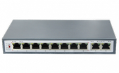 8 портов PoE Switch BAS-IP SH-20.8