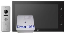 Комплект CTV DP4102FHD DS Urmet 1038 Чёрный