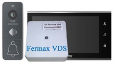Комплект CTV DP4707IP Fermax VDS Чёрный